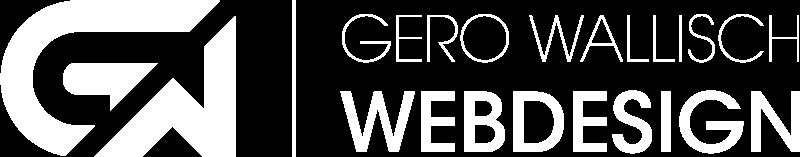 Logo Gero Wallisch Webdesign